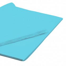 LIGHT BLUE TISSUE PAPER 50cm x 76cm  (250 SHEETS)