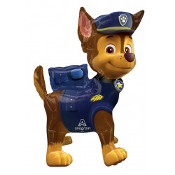 PAW PATROL CHASE AIR-FILLED CENTER PIECE DECOR A75 PKT