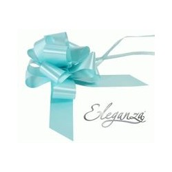 LIGHT BLUE PULLBOWS 50MM (20CT)