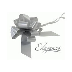 SILVER PULLBOWS 50MM (20CT)