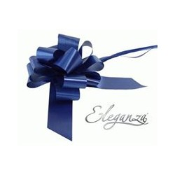 NAVY BLUE PULLBOWS 50MM (20CT)