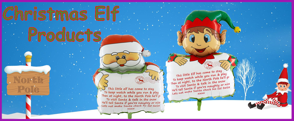 Christmas Elf Products