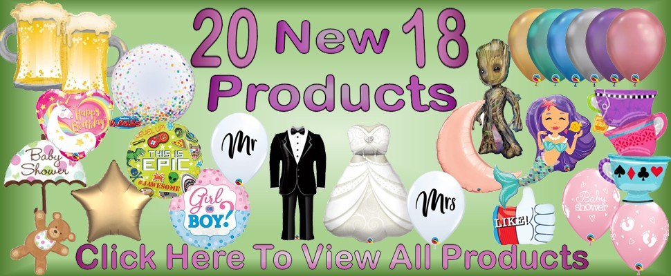 Click Here To View All 2018 New Products