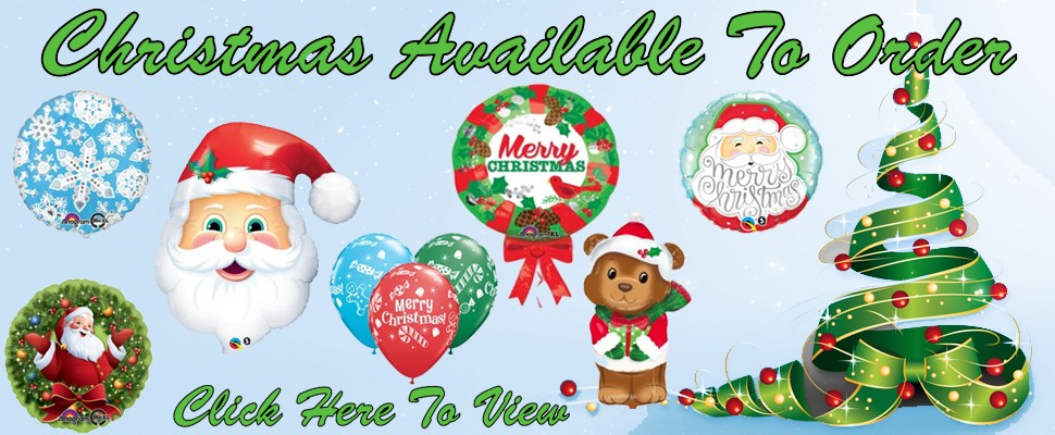 CHRISTMAS AVAILABLE TO ORDER