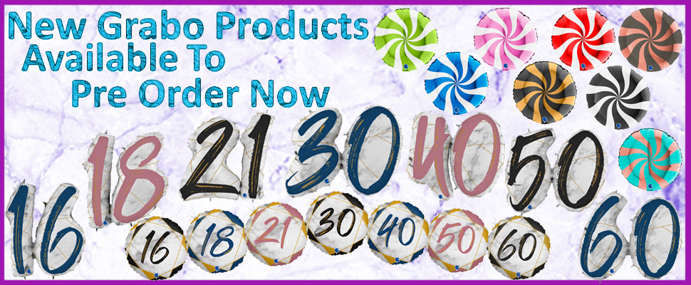 New Grabo Products Coming Soon Click Here To View All New Releases