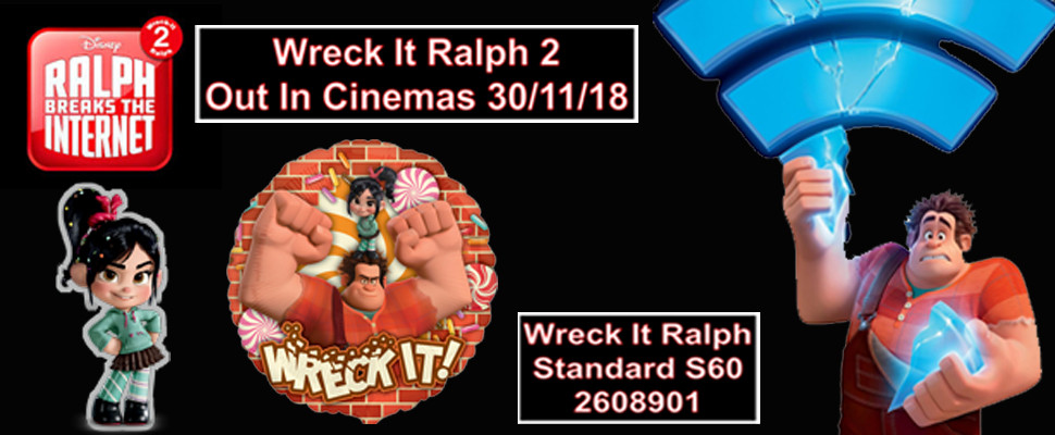 Wreck Ralph 2 Out In Cinemas Friday 30th November