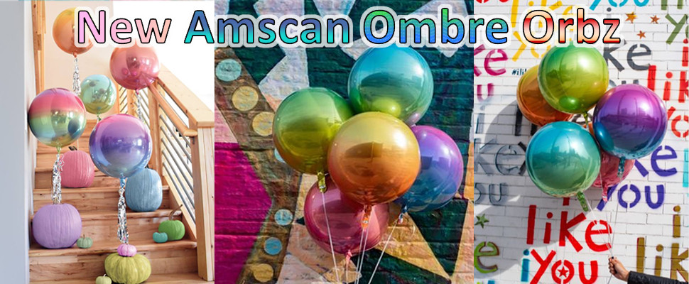 New Ombre Orbz Now In Stock