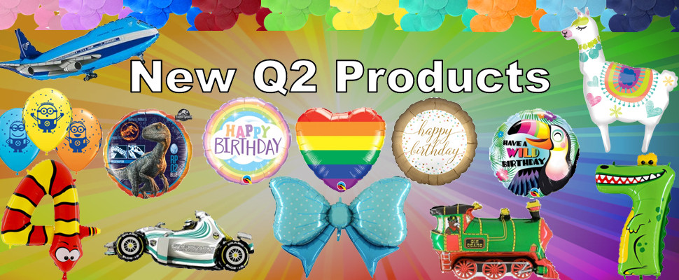 Click Here To View All New Q2 Products