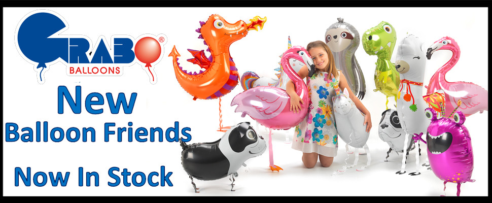 Click Here To View New Balloon Friends From Grabo