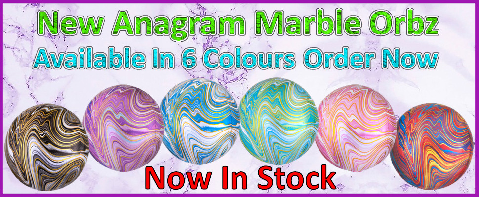 New Marble Orbz Now In Stock